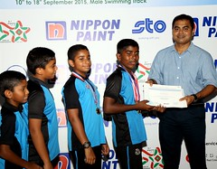 Nippon Paint 13th Inter School Swimming Competition 2015 407