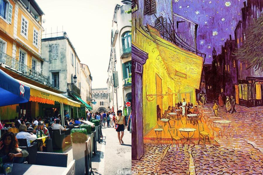 2016.10.30 | 看我的歐行腿| 一個人旅行南法亞爾勒 Arles,但永遠不會是一個人 28