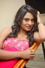 South Actress Deepika Das Hot in Pink Dress- Photos Set-6 (20)