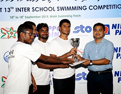 Nippon Paint 13th Inter School Swimming Competition 2015 418