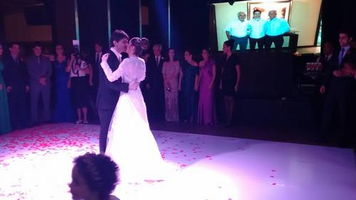 A primeira valsa de casados