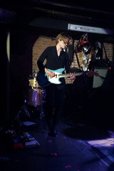 """Savages - 2015 NYC Residency, Mercury Lounge, New York City, NY 1-21-15 • <a style=""""font-size:0.8em;"""" href=""""http://www.flickr.com/photos/79463948@N07/23270445520/"""" target=""""_blank"""">View on Flickr</a>"""