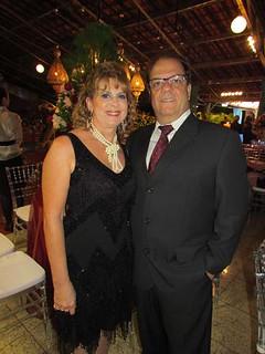 Carmelita e José Renato