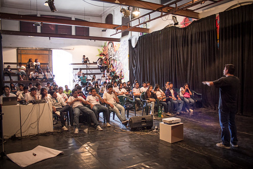 #BarrioHacker | Jóvenes ARTivistas 2015
