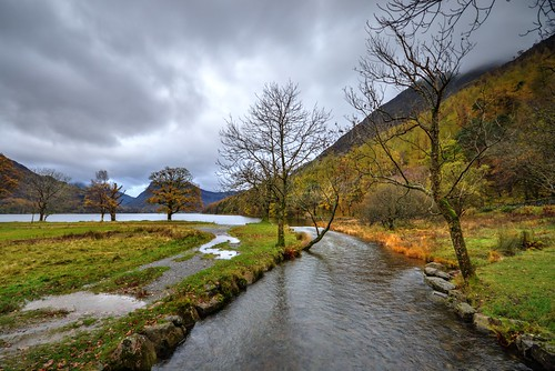 River into Buttermere