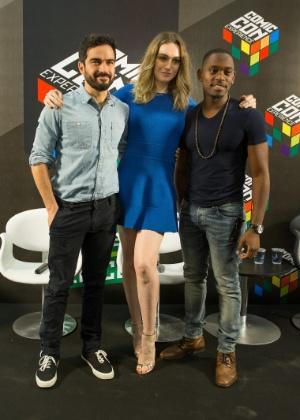 """Para atores de """"Sense8"""", diversidade da série mostra avanço na TV"""