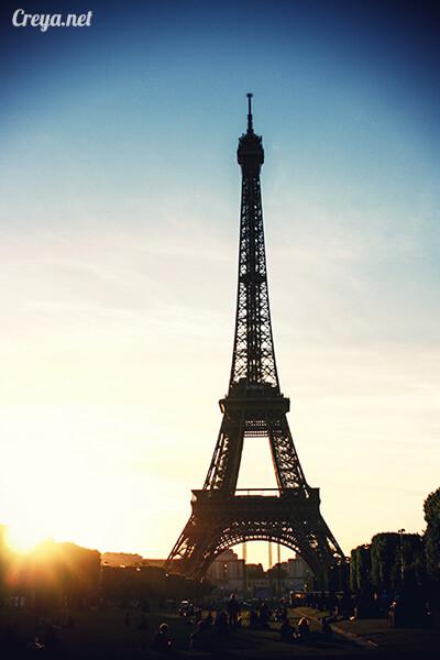2016.10.09 | 看我的歐行腿| 艾菲爾鐵塔,五個視角看法國巴黎市的這仙燈塔 19
