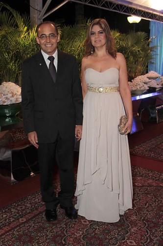 Roberto Prosdocimi Maia e Andréia