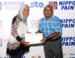 Nippon Paint 13th Inter School Swimming Competition 2015 359
