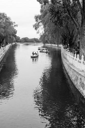 Les lacs de Pékin