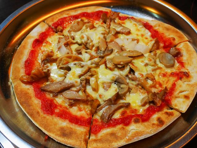 新北 板橋-平價披薩吃到飽-Pizza Fun 披薩坊 - 王獅子 leo-sheng