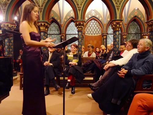 Récital de musiques sacrées et Espagnoles à Montluçon
