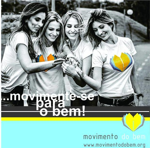 Polliane Drumond, Euciele Araújo, Marcela Faustini e Danielle Rezende