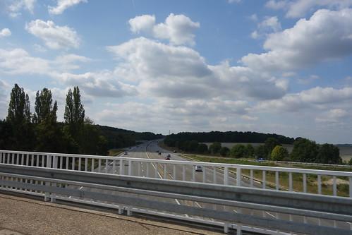 Direction le Val St Germain ! Depuis Paris, prendre l'autoroute du soleil (A10)