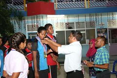Nippon Paint 13th Inter School Swimming Competition 2015 321