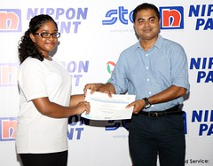 Nippon Paint 13th Inter School Swimming Competition 2015 378