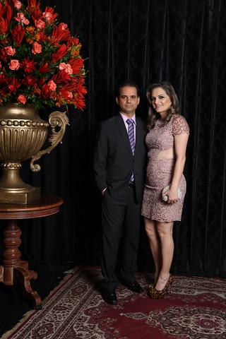 Renato Mendes e Karime