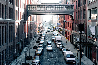 Bridge a Street