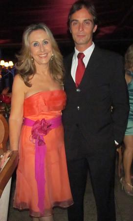 Raquel de Carvalho e Gabriel