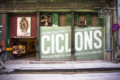 Street scenes through Havana City.