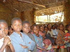 Salle de classe Kisubi