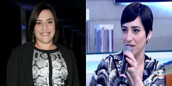 Atriz Simone Gutierrez emagrece 35 quilos em um ano