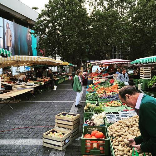 #Markt  @ #Rathaus #0711 #Stuttgart