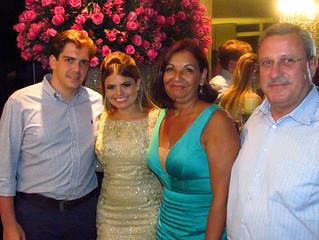 Rafael Albert Saliba, Ana Lúcia Costa Franco, Nem dos Santos Carvalho e Eron dos Santos Carvalho.