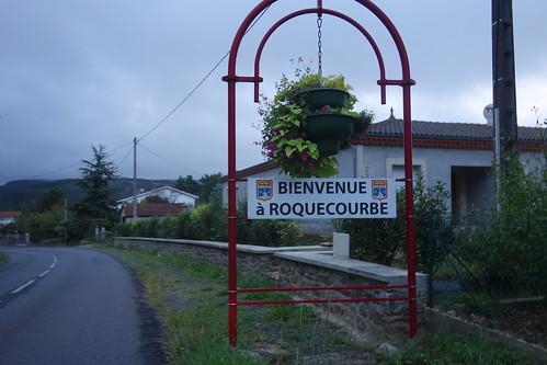 Mercredi 23 septembre, direction Roquecourbe