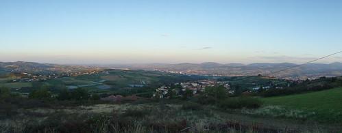 ... pour contempler le village et son paysage !
