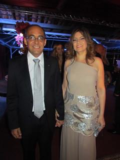 Roberto Maia e Andréia