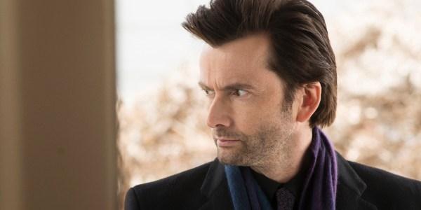 """David Tennant, de """"Doctor Who"""" e """"Jessica Jones"""", vem ao Brasil para a CCXP"""