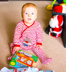 "Harrys First Christmas (3 of 25) • <a style=""font-size:0.8em;"" href=""http://www.flickr.com/photos/87358990@N00/23880192281/"" target=""_blank"">View on Flickr</a>"