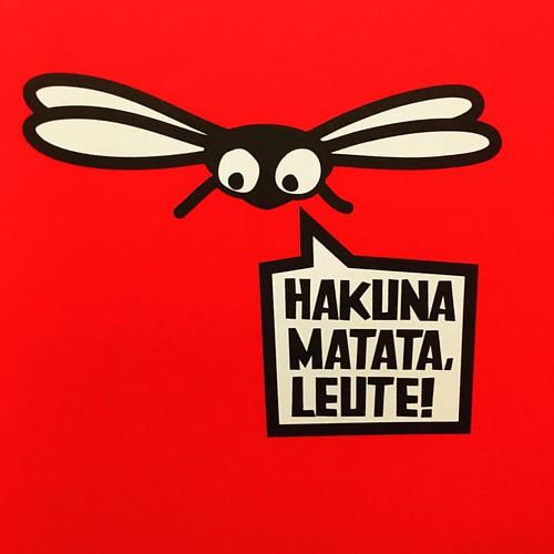 #HakunaMatata Leute!  @ #MosEisley #0711 #Stuttgart