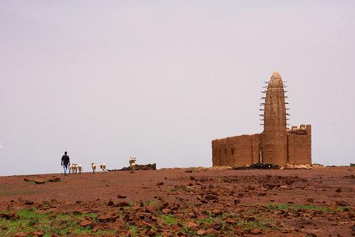 Burkina Faso : Bani - Une des 7 mosquées