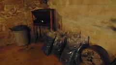 Coal bin