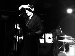 "Savages - 2015 NYC Residency, Mercury Lounge, New York City, NY 1-21-15 • <a style=""font-size:0.8em;"" href=""http://www.flickr.com/photos/79463948@N07/22937942554/"" target=""_blank"">View on Flickr</a>"