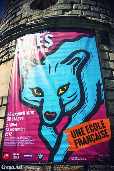 2016.10.30 | 看我的歐行腿| 一個人旅行南法亞爾勒 Arles,但永遠不會是一個人 07