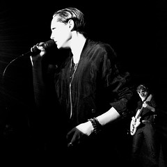 "Savages - 2015 NYC Residency, Mercury Lounge, New York City, NY 1-21-15 • <a style=""font-size:0.8em;"" href=""http://www.flickr.com/photos/79463948@N07/23270426330/"" target=""_blank"">View on Flickr</a>"