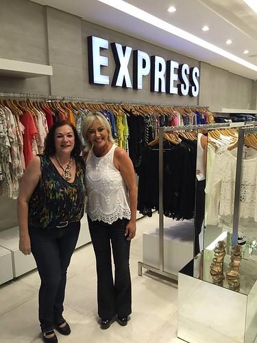 Cristina Lodi Dias e Flavinha
