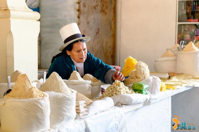Peru - Mercado de São Pedro - 3