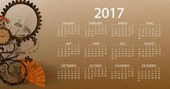 """Der Kalender. Die Kalender. Bald braucht man einen Kalender für das Jahr 2017. • <a style=""""font-size:0.8em;"""" href=""""http://www.flickr.com/photos/42554185@N00/31254738272/"""" target=""""_blank"""">View on Flickr</a>"""
