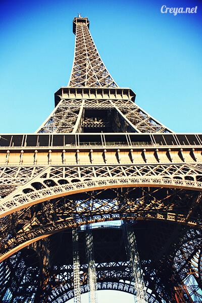 2016.10.09 | 看我的歐行腿| 艾菲爾鐵塔,五個視角看法國巴黎市的這仙燈塔 17