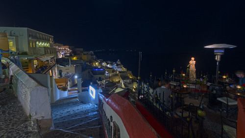Fira @ night