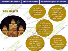 Omaxe The Resort New Chandigarh Specifications