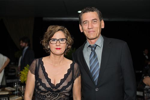 Elvira Nascimento e Mário Carvalho Neto