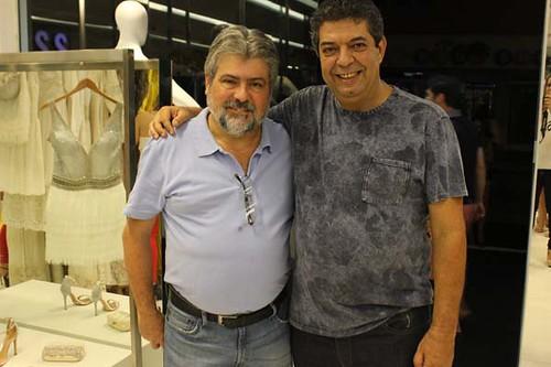 Marco Antônio Gama e Rogério Costa