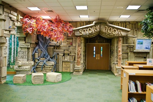 Brentwood Children's Library-119