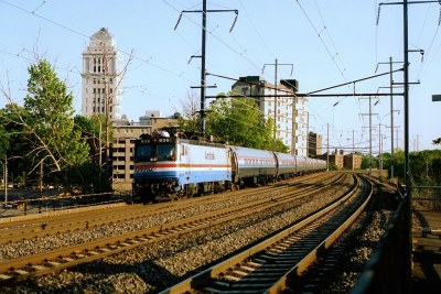 Amtrak - Elizabeth, NJ