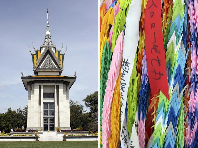commemorative stupa